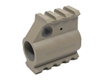 E P ARMORY .750 ALUMINUM RAIL HEIGHT FDE GAS BLOCK