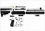 Unassembled AR15 build kit-16