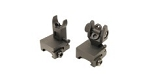 GUNTEC USA AR-15 THIN PROFILE BACK UP IRON SIGHT SET
