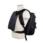 BALLISTIC PLATE BACKPACK FULL COVER