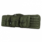 "Double Carbine Case 42"" - Green"