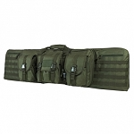 "Double Carbine Case 46"" - Green"