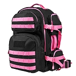 SAFE PACK-BLACK/PINK