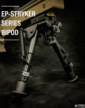 EP Armory Adaptable Bipod w/Stock Adapter