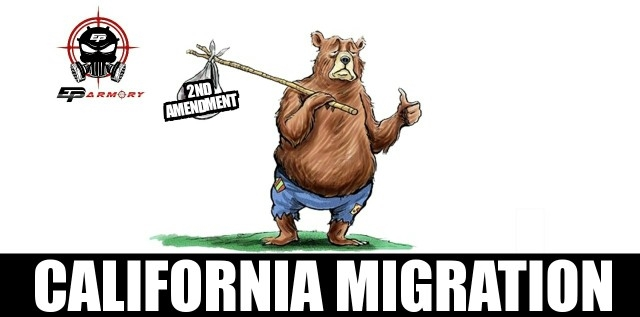 THE CALIFORNIA MIGRATION