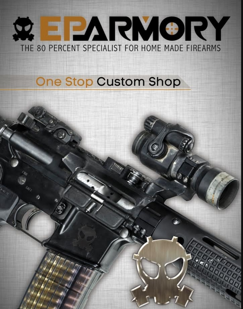 Welcome to E P Armory - The One Stop Tactical Shop