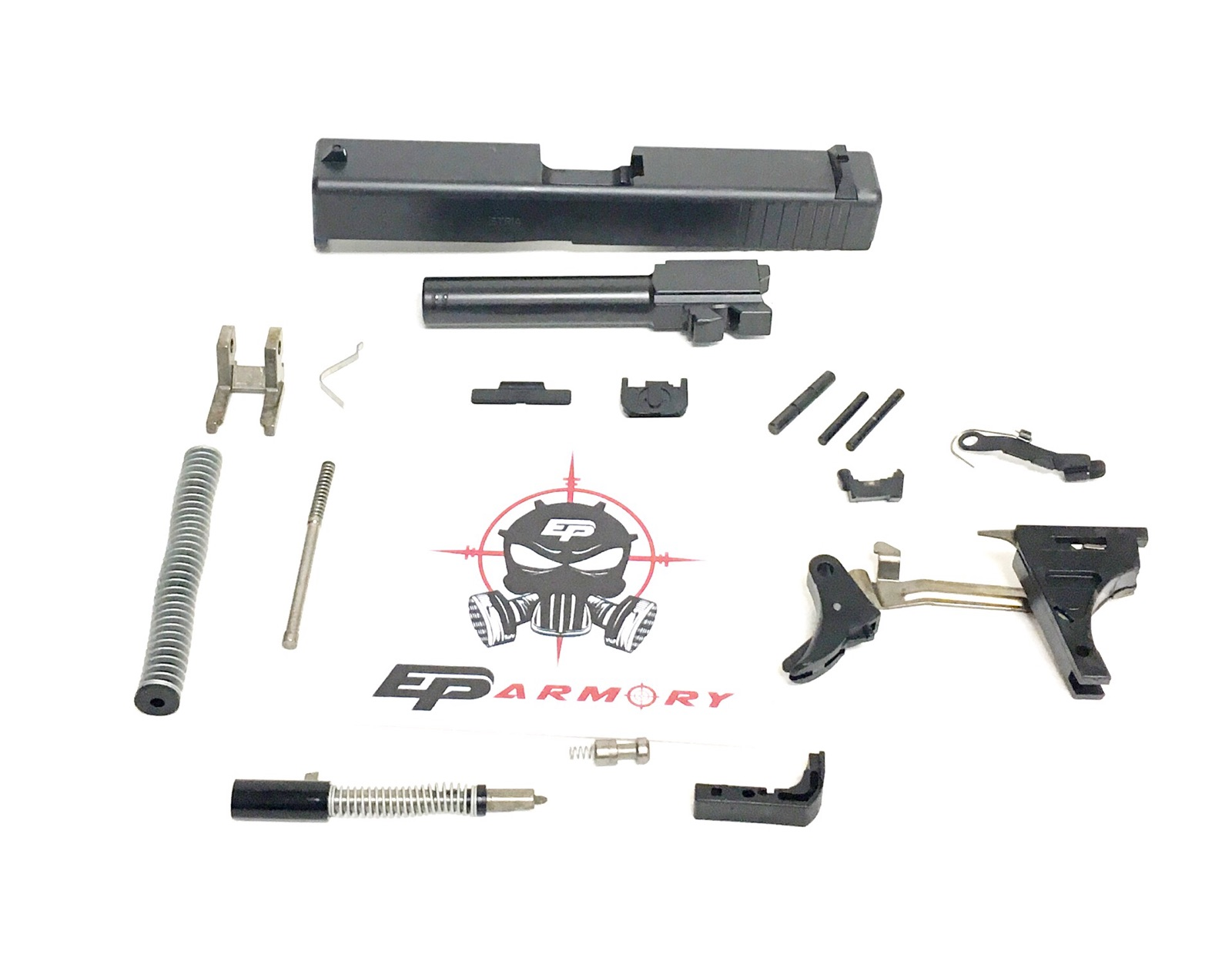 GLOCK MODEL 22 BUILD KIT / E P ARMORY