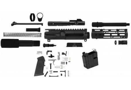 AR9 COMPLETE PISTOL KIT BUILD 7 5
