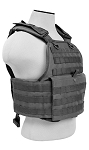 DISTRICT 9 TACTICAL PLATE CARRIER (GRAY)