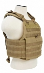 DISTRICT 9 TACTICAL PLATE CARRIER (COYOTE)