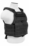 DISTRICT 9 TACTICAL PLATE CARRIER (BLACK)