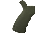 ERGO GRIP ENHANCED AR-15 GRIP OD GREEN