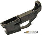 E P ARMORY UNFINISHED/UNDRILLED 80 LOWERS - BLACK EP80