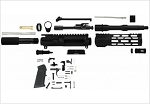 AR15 UNASSEMBLED PISTOL KIT-5.56 NATO 7.5