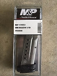 SMITH AND WESSON M&P SHIELD 9MM 8 ROUND MAGAZINE