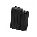 ASC 10 ROUND MAGAZINE - .308 BLACK WITH BLACK FOLLOWER