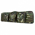"Double Carbine Case 42"" - Woodland Camo"