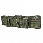 "Double Carbine Case 46"" - Woodlan Camo"