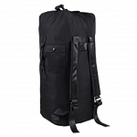 Large Duffel Bag - Black