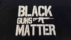 E P ARMORY ( BLACK GUNS MATTER) SHIRT