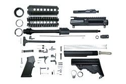 "E P ARMORY BASIC .223/5.56 16"" RIFLE KIT (LESS LOWER)"