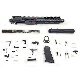AR15 PISTOL 9MM KIT (GLOCK)