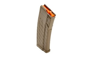HEXMAG, Mag, Series 2, 223 Rem, 556NATO, 10/30Rd, FDE, AR Rifles