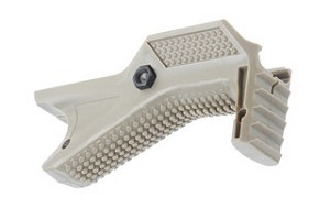 GUNTEC USA ANGLED FOREGRIP FLAT DARK EARTH