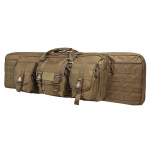 "Double Carbine Case 42"" - Tan"