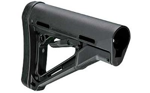 CARBINE STOCK MIL-SPEC BLK